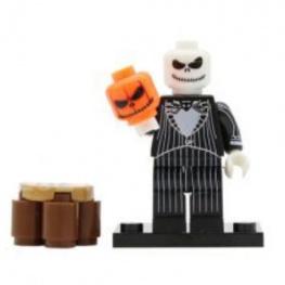 Halloween maszkos minifigura