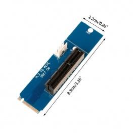 M.2-es PCI-E átalakító riserekhez
