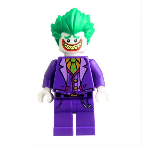 Joker minifigura - KÉSZLETRŐL!
