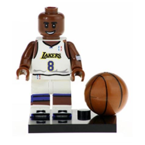 Kobe Bryant minifigura - KÉSZLETRŐL!
