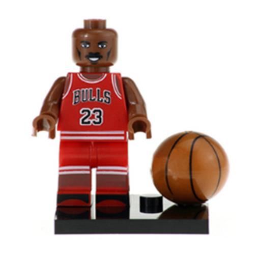 Michael Jordan minifigura - KÉSZLETRŐL!