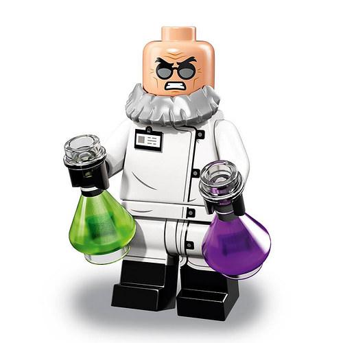 Professor Hugo Strange minifigura - KÉSZLETRŐL!