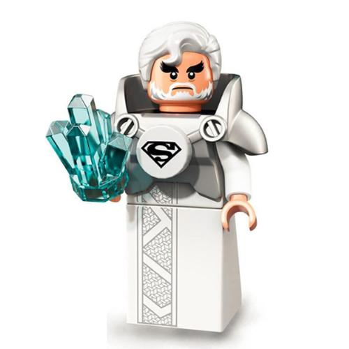 Superman édesapja, Jor-El minifigura - KÉSZLETRŐL!