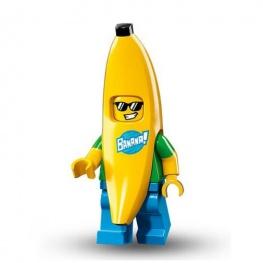Banán jelmezes minifigura