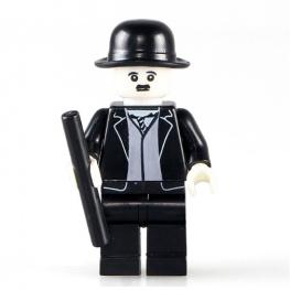 Charlie Chaplin minifigura