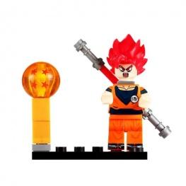 Dragon Ball Z, Goku Red minifigura