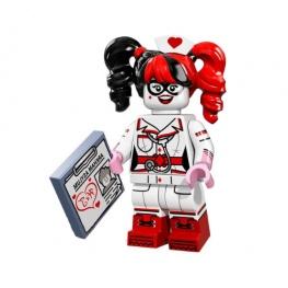Harley Quinn minifigura nővér jelmezben