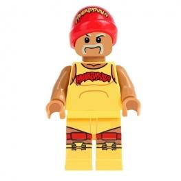 Hulk Hogan pankrátor minifigura