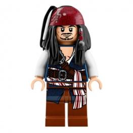 Karib-tenger kalózai, Jack Sparrow minifigura