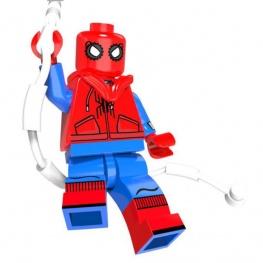 Pókember minifigura hálóval