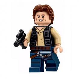 Star Wars, Han Solo minifigura