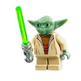 Star Wars, Yoda minifigura
