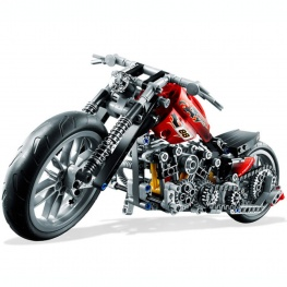 Technic - Harley Chopper (378 darabos)