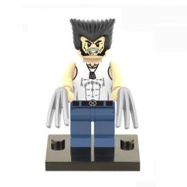 X-men, Farkas minifigura kivont pengével atlétában