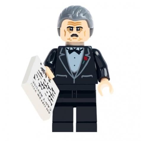 Keresztapa, Don Vito Corleone minifigura