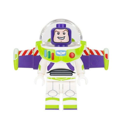 Toy Story, Buzz minifigura