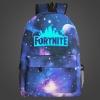 Világító Fortnite hátizsák - kozmosz színbe
