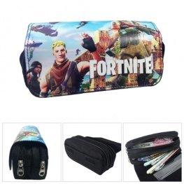 Fortnite gamer tolltartó (2 részes) - csapat színben