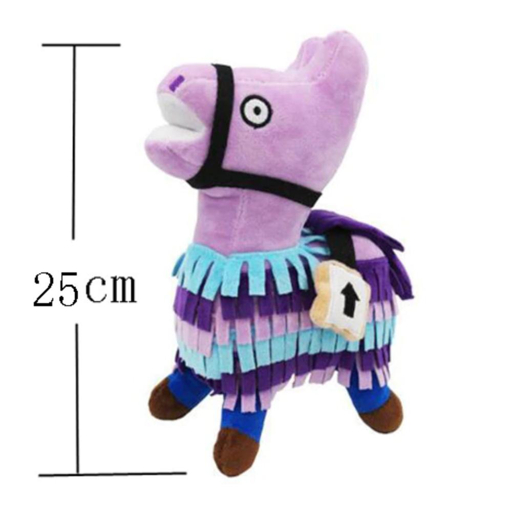 Fortnite plüss figura - Llama 25cm méretben - KÉSZLETRŐL!
