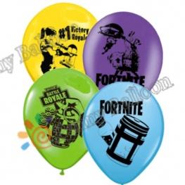 Fortnite lufi (10 db) - Vegyes színben
