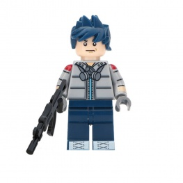 Fortnite, Male Explorer minifigura