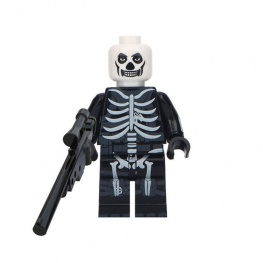 Fortnite, Skull Trooper minifigura