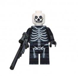 Fortnite, Skull Trooper minifigura
