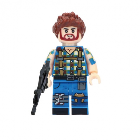 Fortnite, Builder minifigura