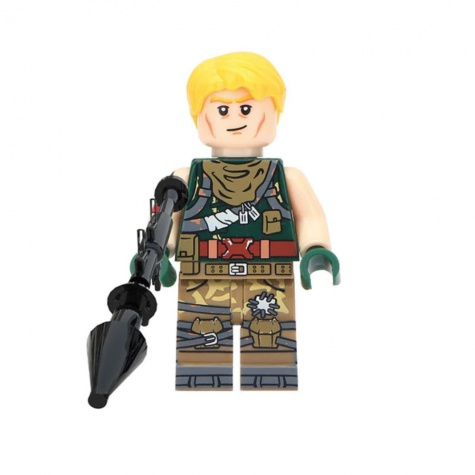 Fortnite, Jonesy minifigura