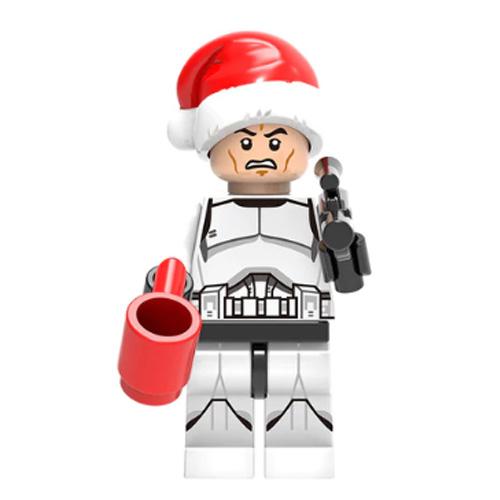 Clone Trooper - Mikulás jelmezben