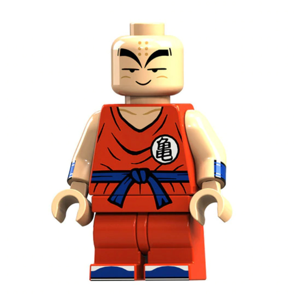 Dragon Ball Z, Krillin minifigura