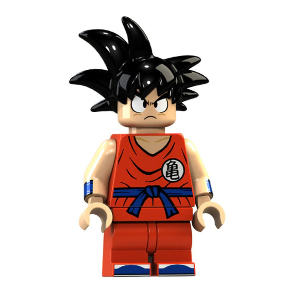 Dragon Ball Z, Son Goku minifigura - kölyök