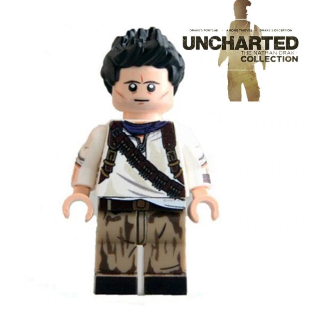 Uncharted, Nathan Drake