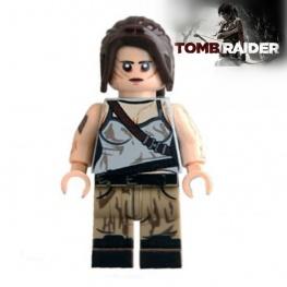 Tomb Raider, Lara Croft minifigura