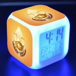 Fortnite éjjeli lámpa órával - Victory Royale színben