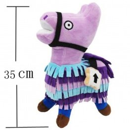 Fortnite plüss figura - Llama 35cm méretben
