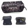 Fortnite gamer tolltartó (2 részes) - fekete mozaik színben
