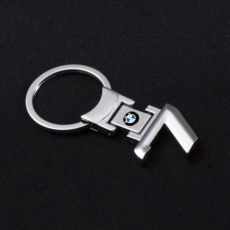 BMW 7 Series kulcstartó, táskadísz
