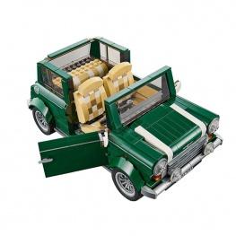 LEPIN - Mini Cooper (1108 darabos) + Ajándék MOC átépítési tervrajzzal
