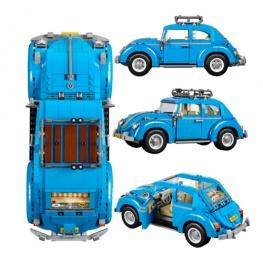 MOC - VW Bogár (1162 darabos)