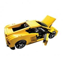 MOC - Lamborghini Gallardo (820 darabos)