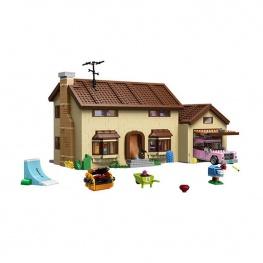 LEPIN - Simpson család ház (2575 darabos)