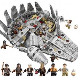 Lepin - Star Wars Millennium Falcon (1355 darabos)