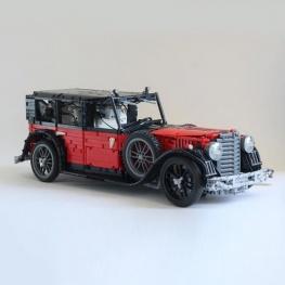MOC - Mercedes-Benz 770 Grosser (3549 darabos)