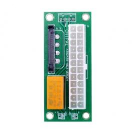 Add2psu - 24pin-es táp szinkronizáló alaplap - sata csatlakozóval (több színben)