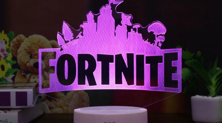 Dobd fel a szobádat ezzel a Fortnite lámpával!