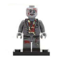 Zombi, véres inges minifigura