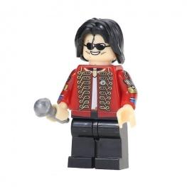 Michael Jackson minifigura