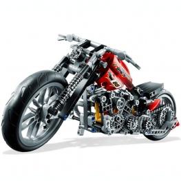 Technic - Harley Chopper (378 darabos)
