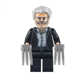 X-men, Logan minifigura zakóban